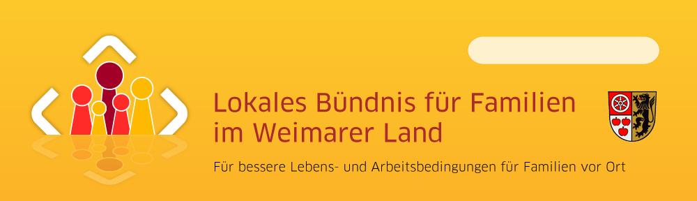 Lokales Bündnis für Familien im Weimarer Land
